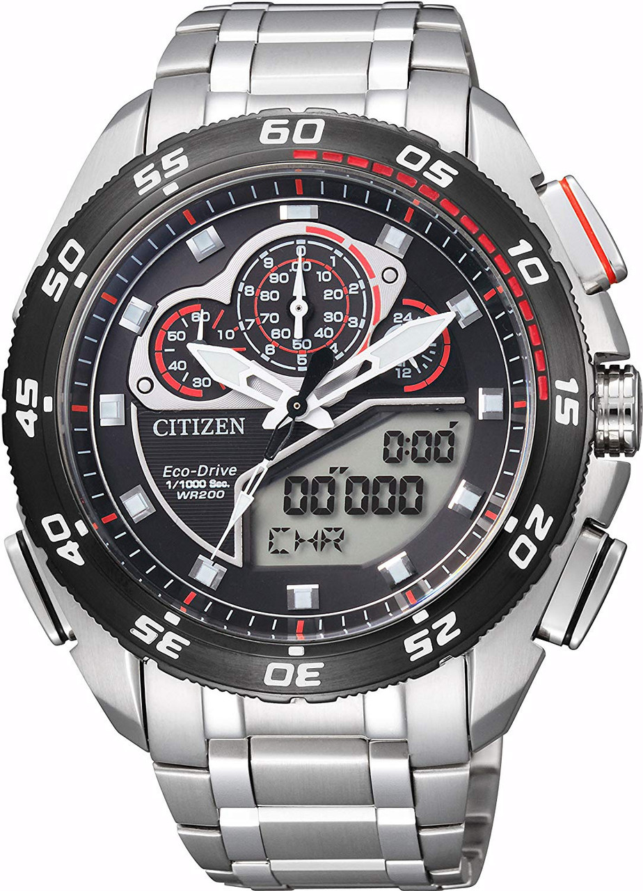 Citizen Promaster Racing Chronograph JW0126-58E
