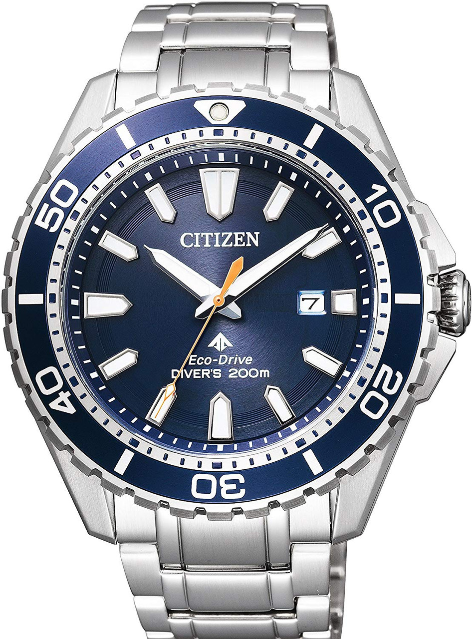 Citizen Promaster Diver Blue BN0191-80L