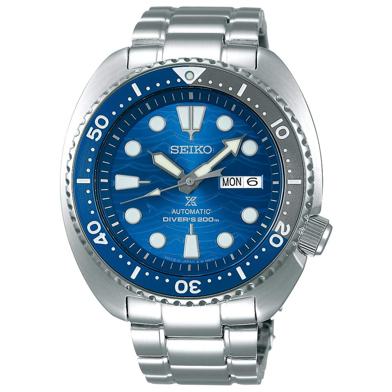 Seiko Turtle Great White Shark SRPD21K1 / SBDY031