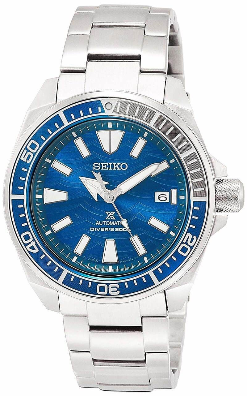 Seiko Samurai Great White Shark SBDY029 Japan Made