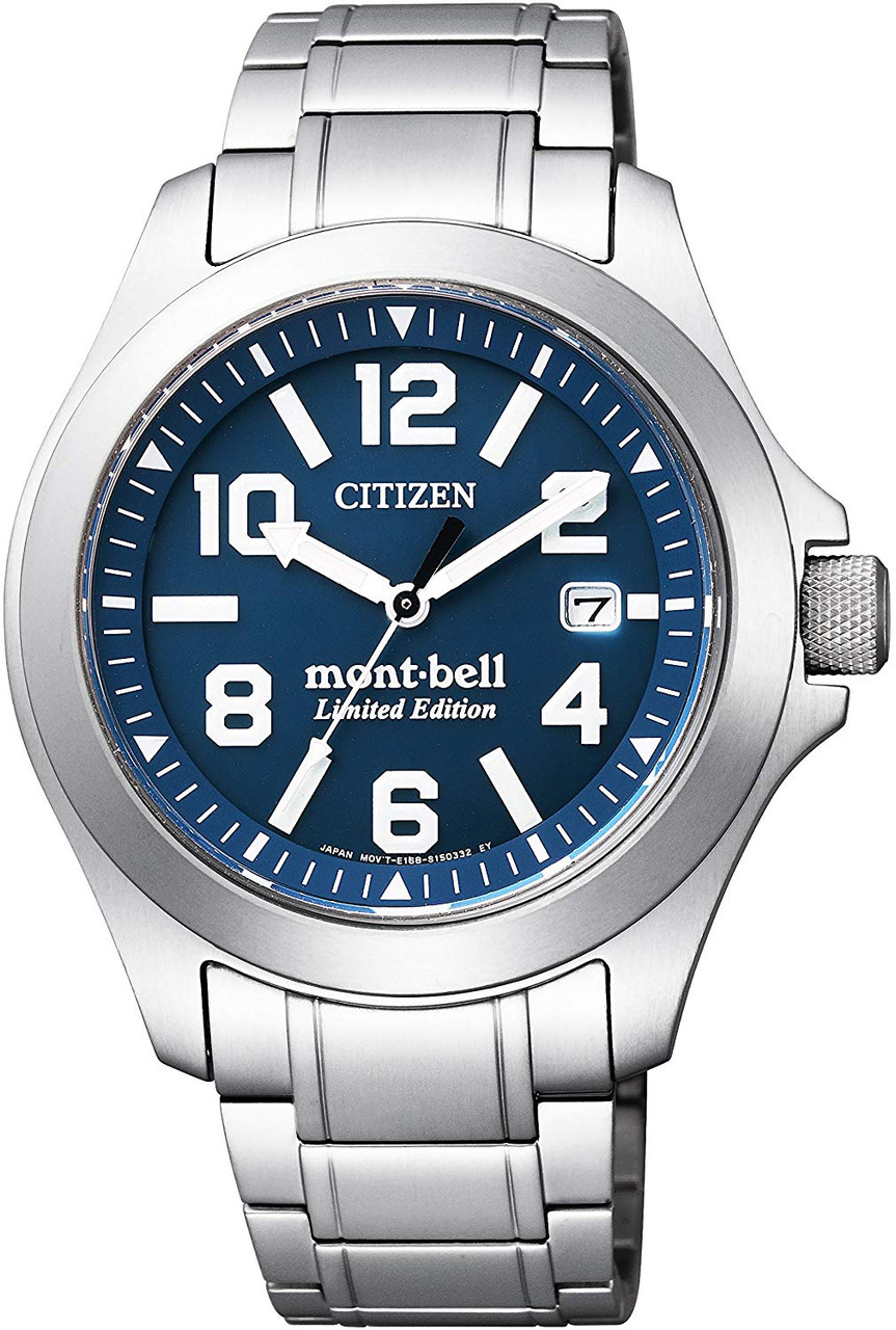 Citizen Promaster x Mont Bell Blue BN0121-51L