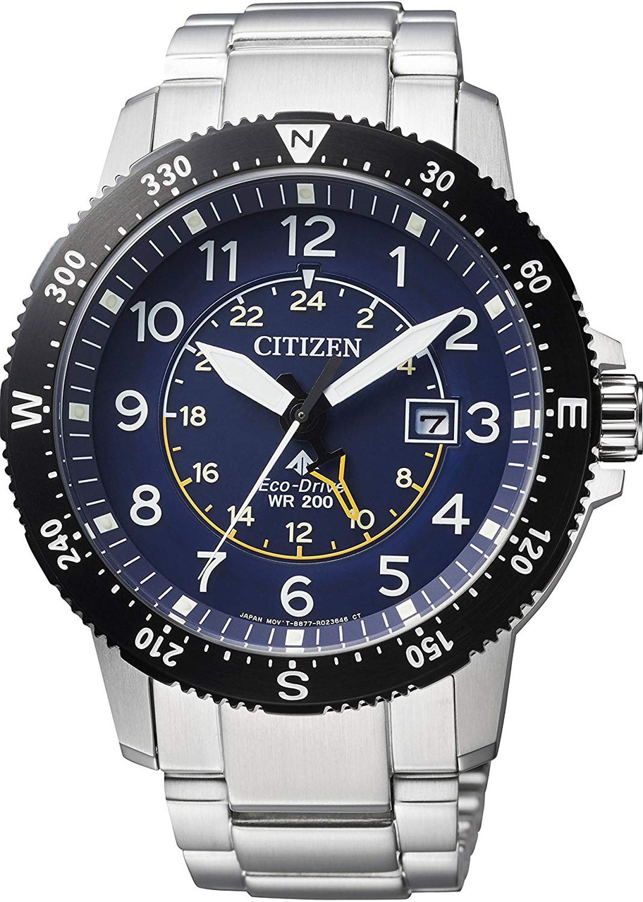Citizen Promaster Land GMT BJ7094-59L Eco-Drive