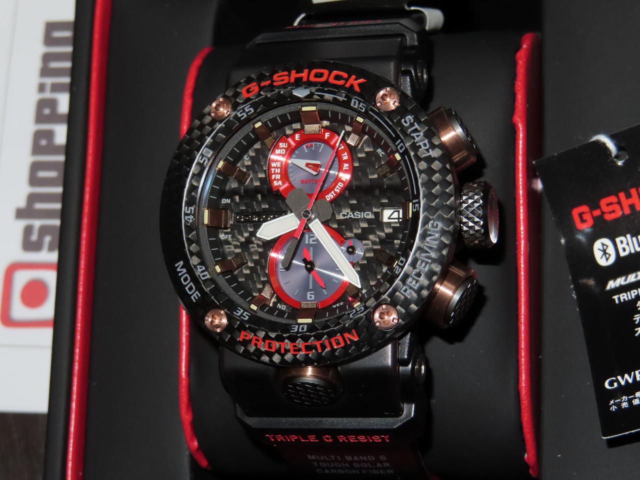 G-Shock GWR-B1000X Gravitymaster Carbon Core