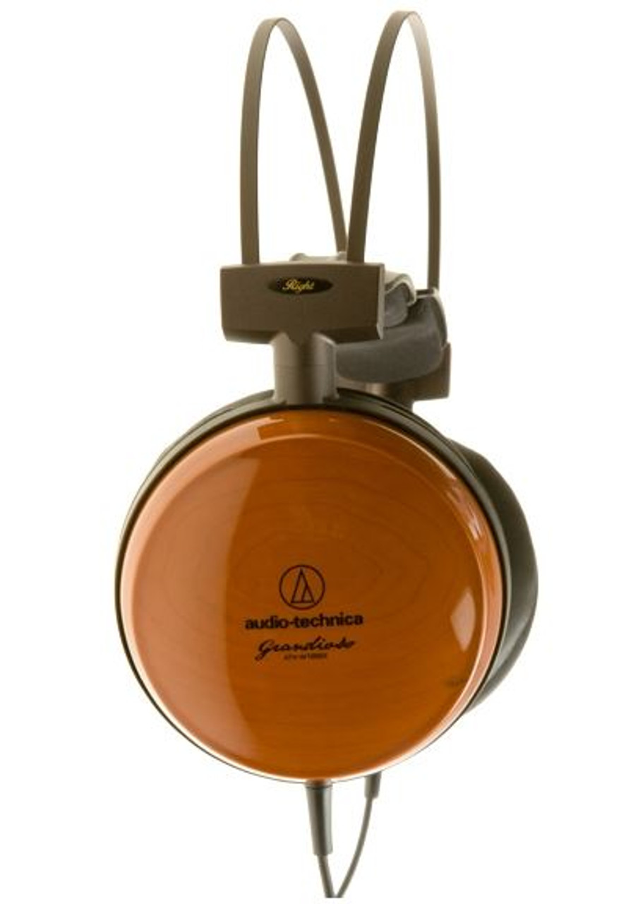 Audio Technica ATH-W1000X Dynamic Wood Headphones