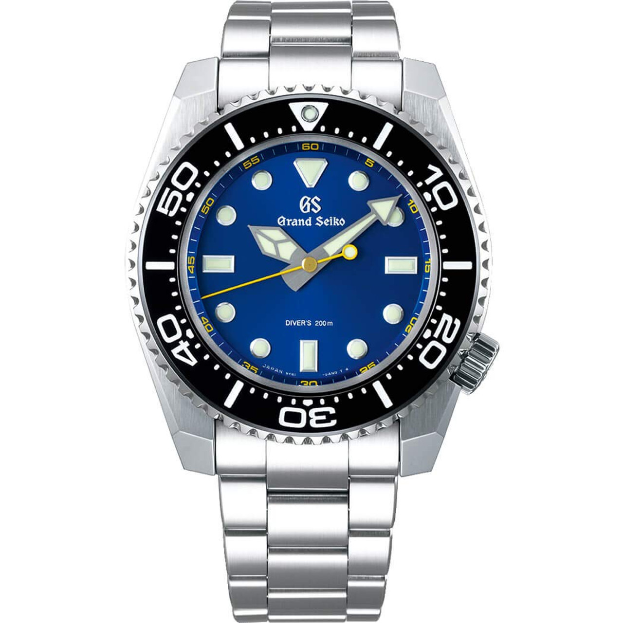 Grand Seiko Quartz Divers Blue Dial SBGX337