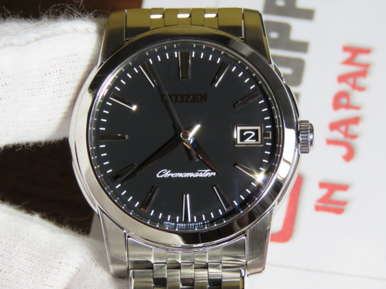 Citizen CTQ57-1202 Chronomaster