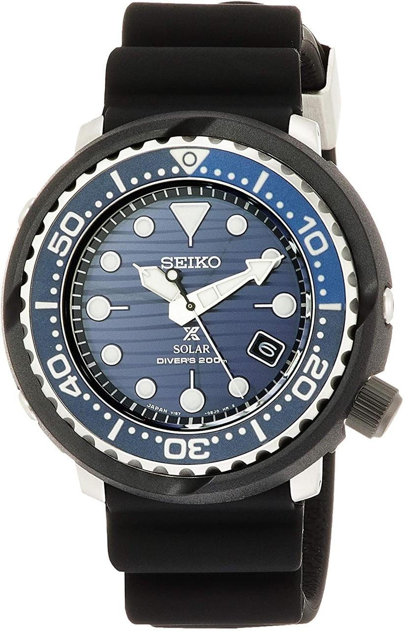 Seiko Prospex Solar Save the Ocean SBDJ045