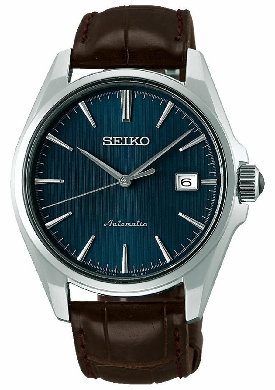 Seiko Presage Green Tuxedo SARX047
