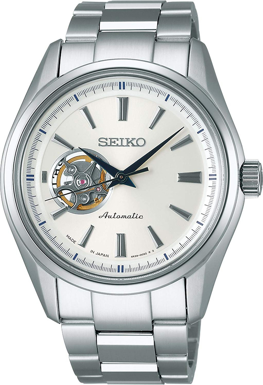 Seiko Presage Mechanical Open Heart SARY051