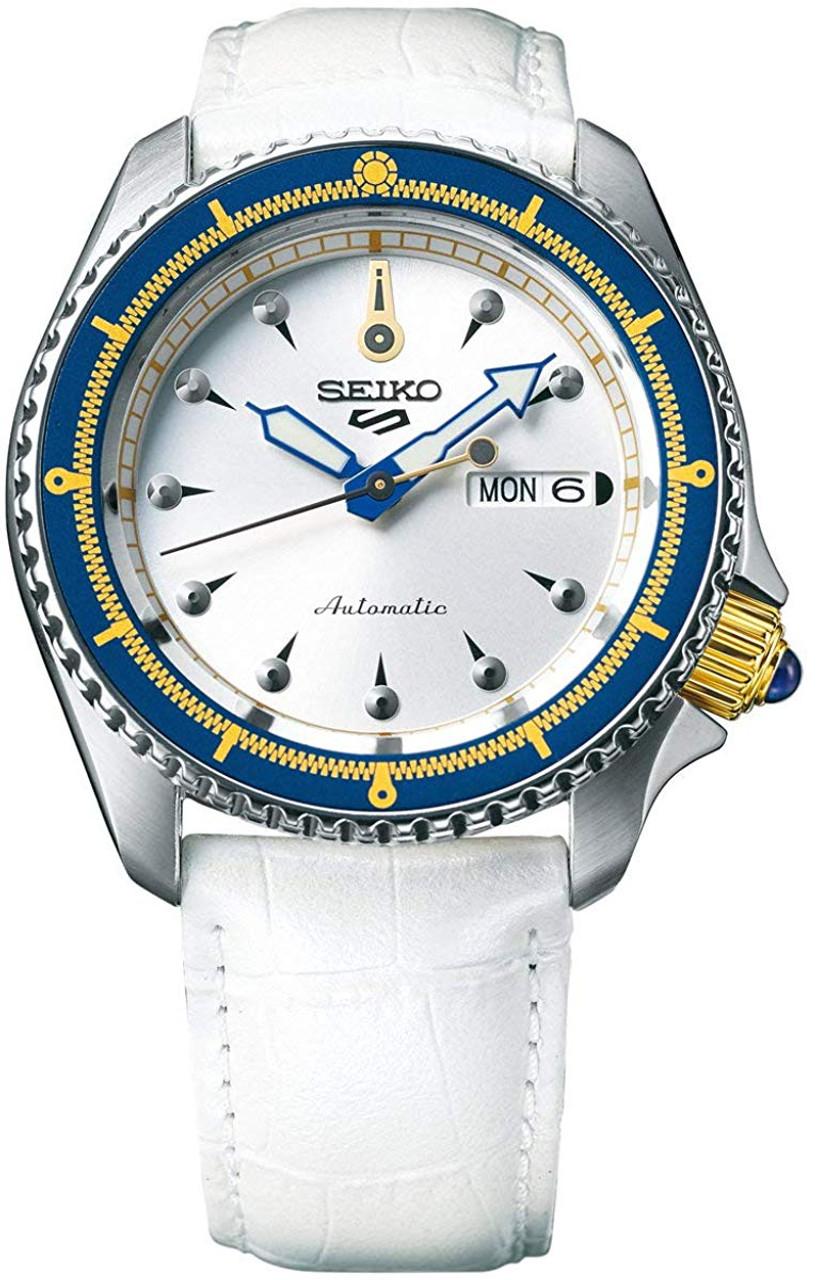 Seiko x JoJo Limited SBSA029 Bruno Bucciarati