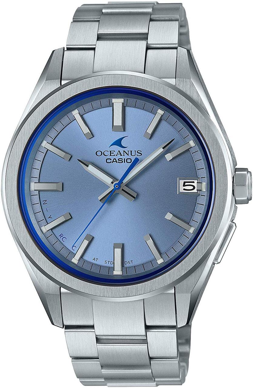 Casio Oceanus OCW-T200S-2AJF Bluetooth
