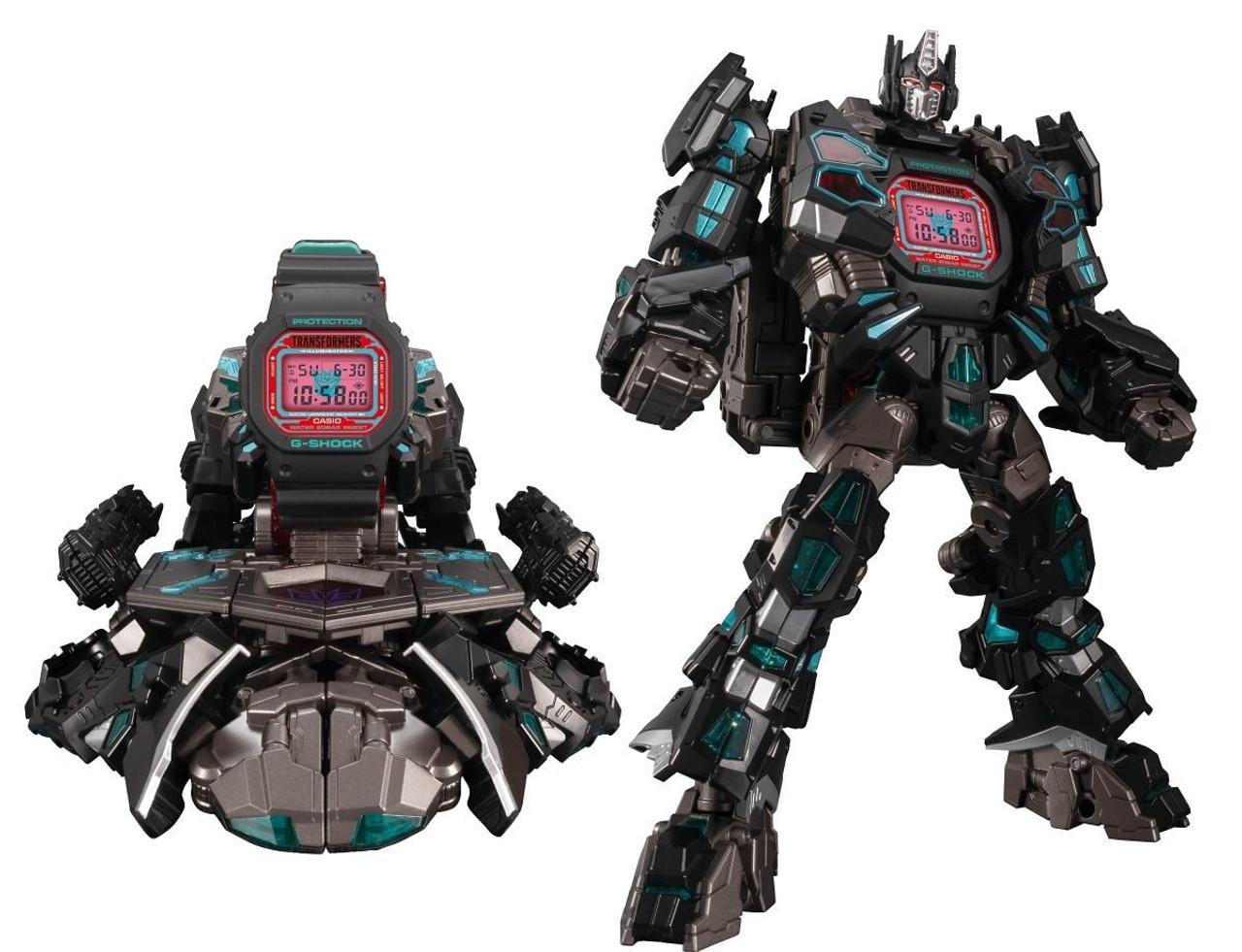 Transformers Master Nemesis Prime DW-5600TF19-SET