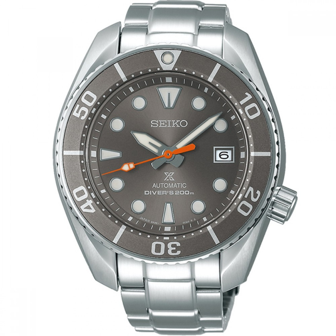 Seiko Sumo Scuba Gray Japan Limited SBDC097