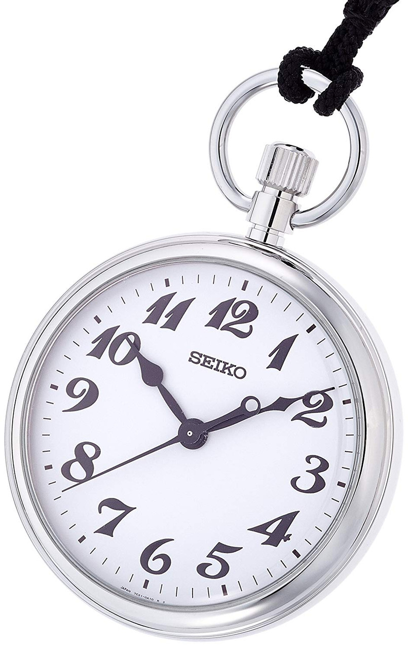 Seiko Pocket Watch Quartz SVBR003