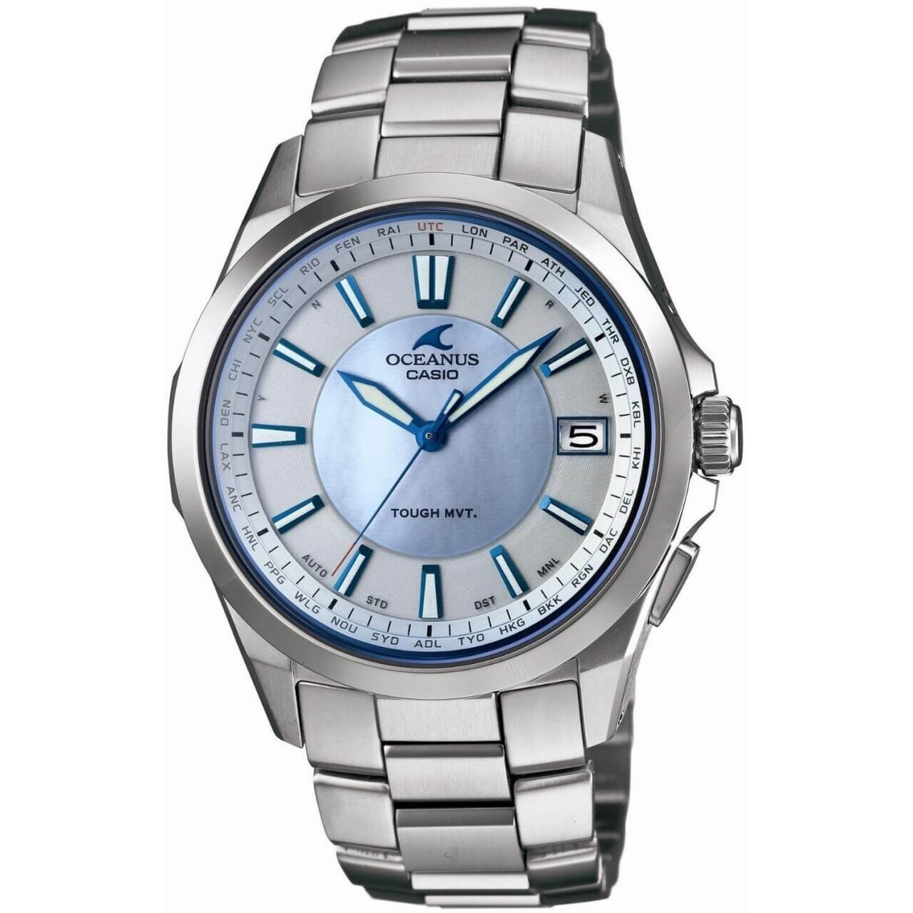 Casio Oceanus OCW-S100P-2AJF Smart Access