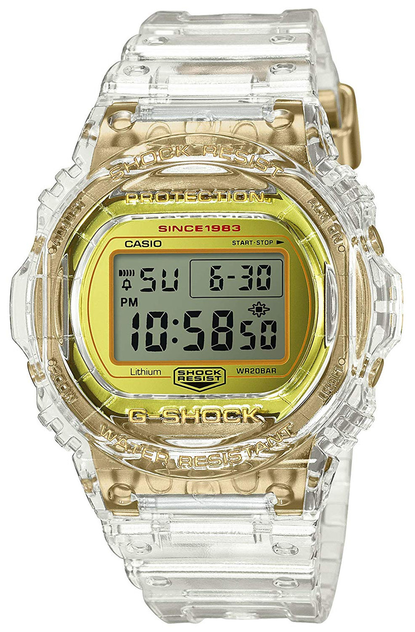 G-Shock DW-5035E-7JR Glacier Gold