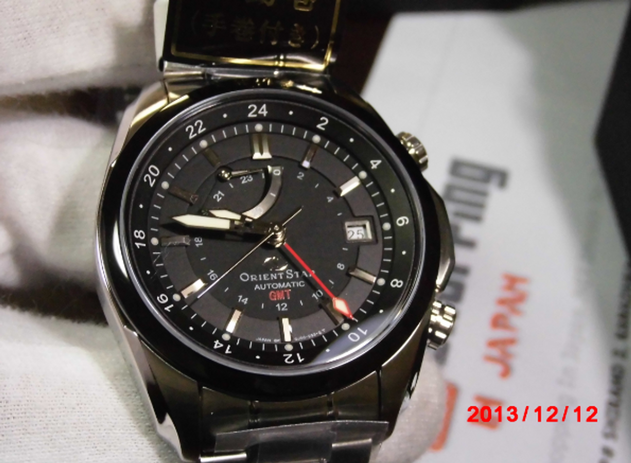 Orient Star GMT WZ0041DJ Automatic