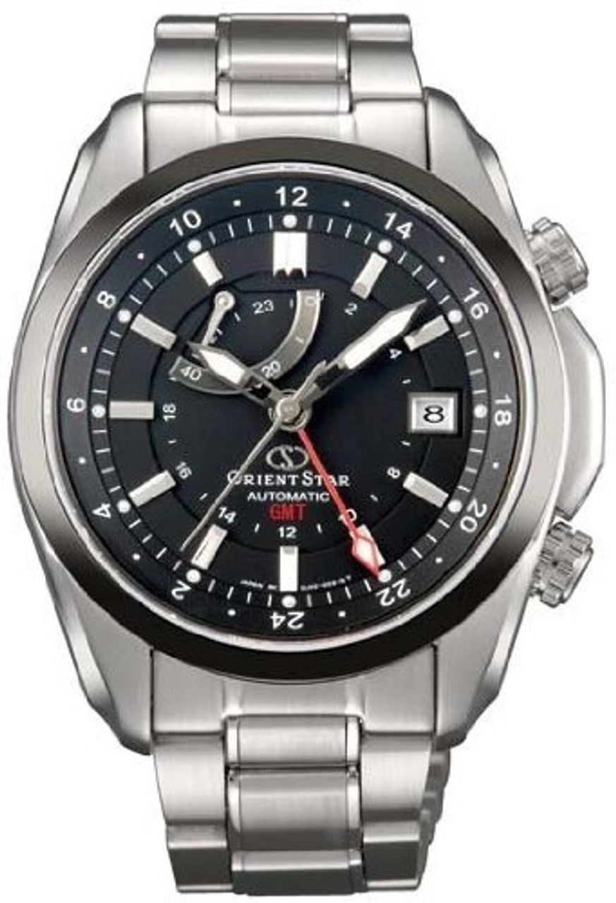 Orient Star GMT WZ0041DJ Automatic 22 Jewels