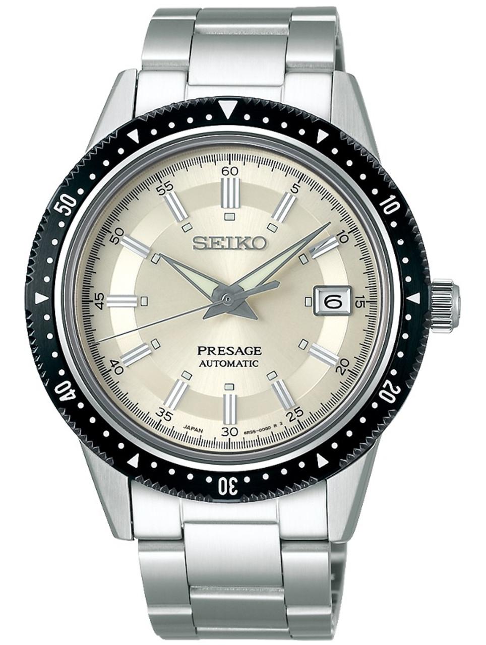 Seiko Presage Crown Chronograph Reissue SARX069