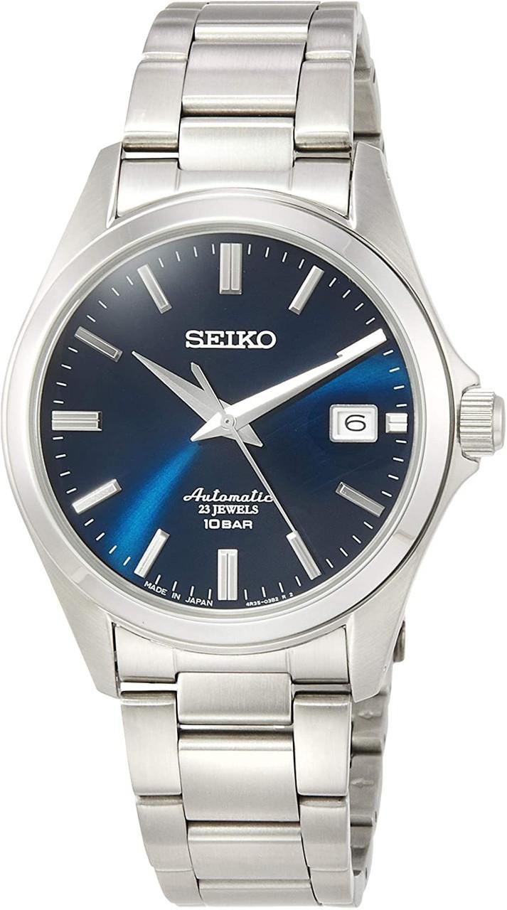 Seiko Classic Blue Dial Japan Special Edition SZSB013