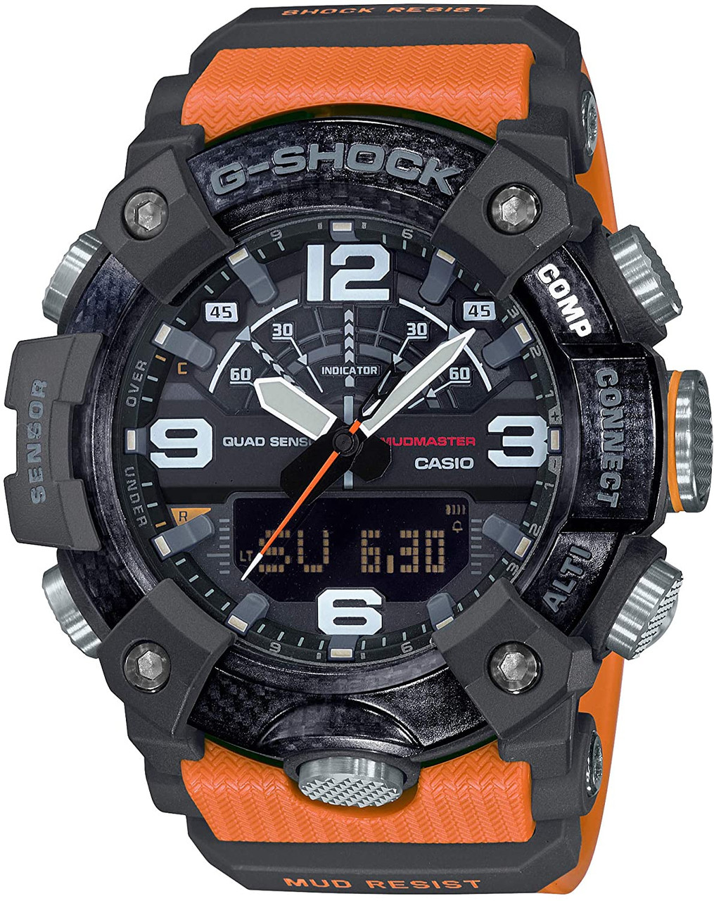 G-Shock Mudmaster Orange Bluetooth GG-B100-1A9JF