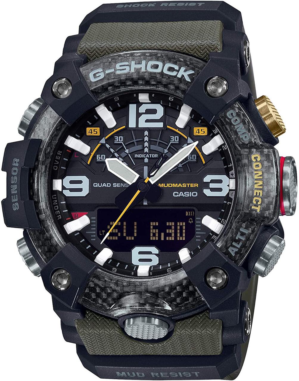 G-Shock Mudmaster Quad Sensor GG-B100-1A3JF