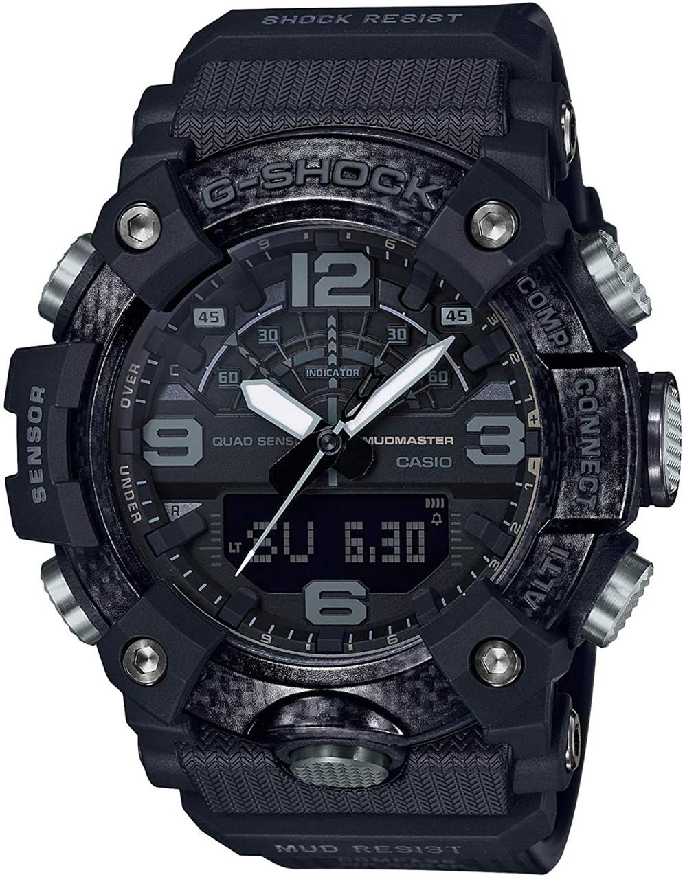 G-Shock Mudmaster Black Out GG-B100-1BJF
