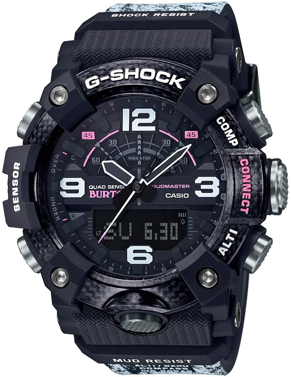 G-Shock Mudmaster Burton GG-B100BTN-1AJR