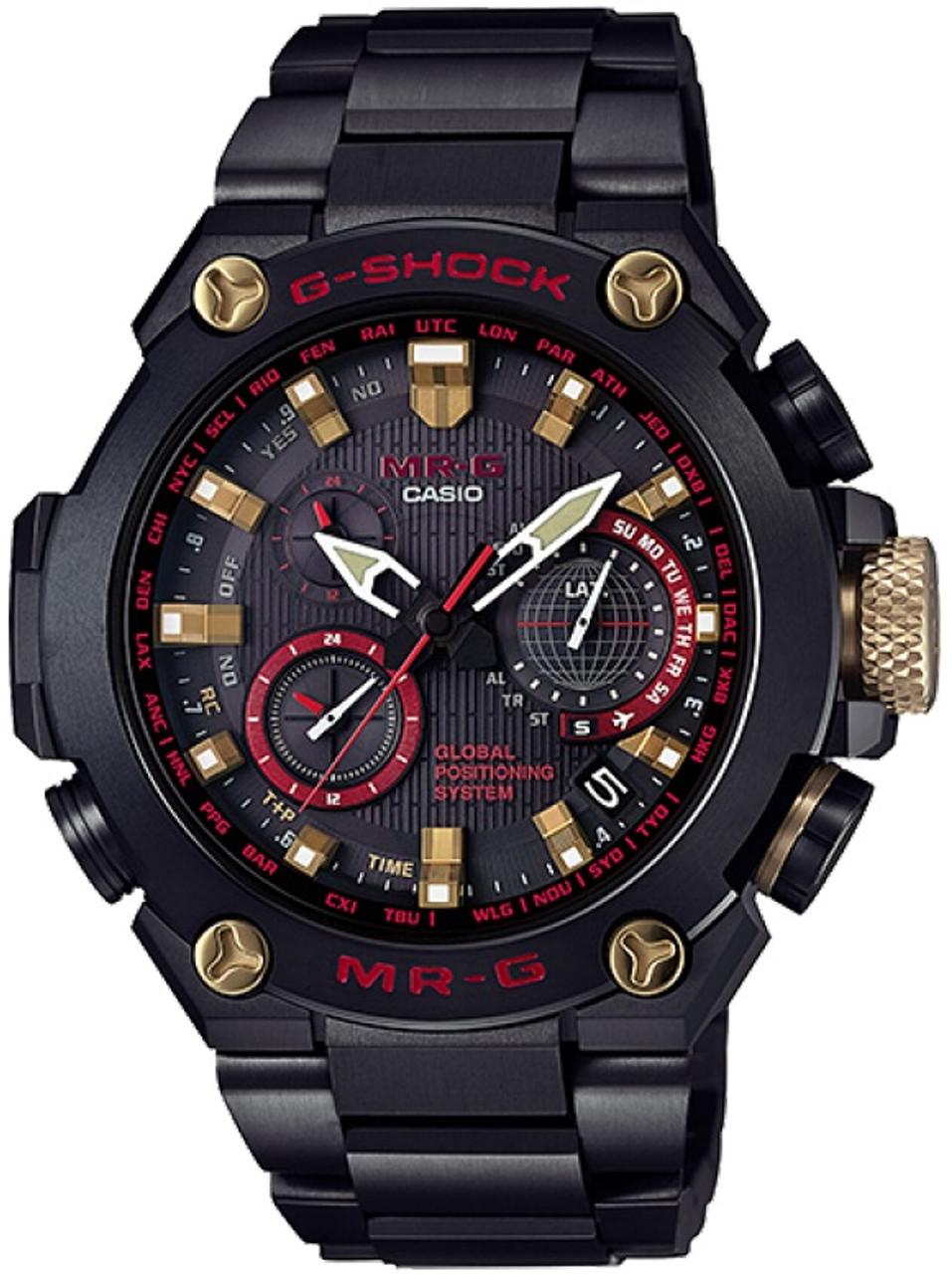 G-Shock MRG-G1000B-1A4JR Akazonae Red Gold