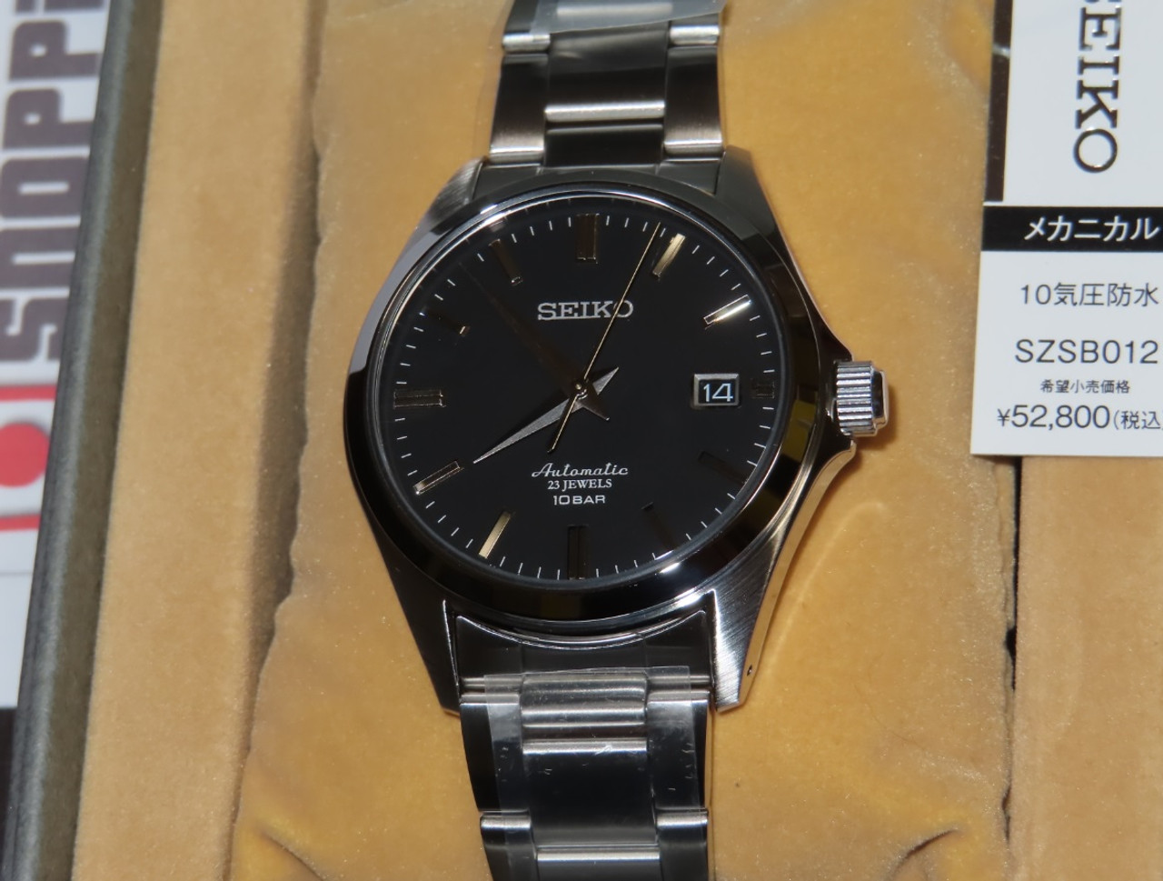 Seiko Classic JDM Special Edition SZSB012