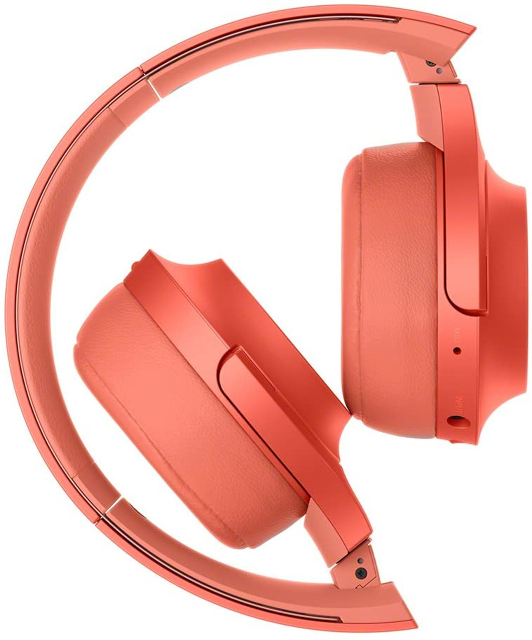 Sony Bluetooth WH-H800 Headphones Red