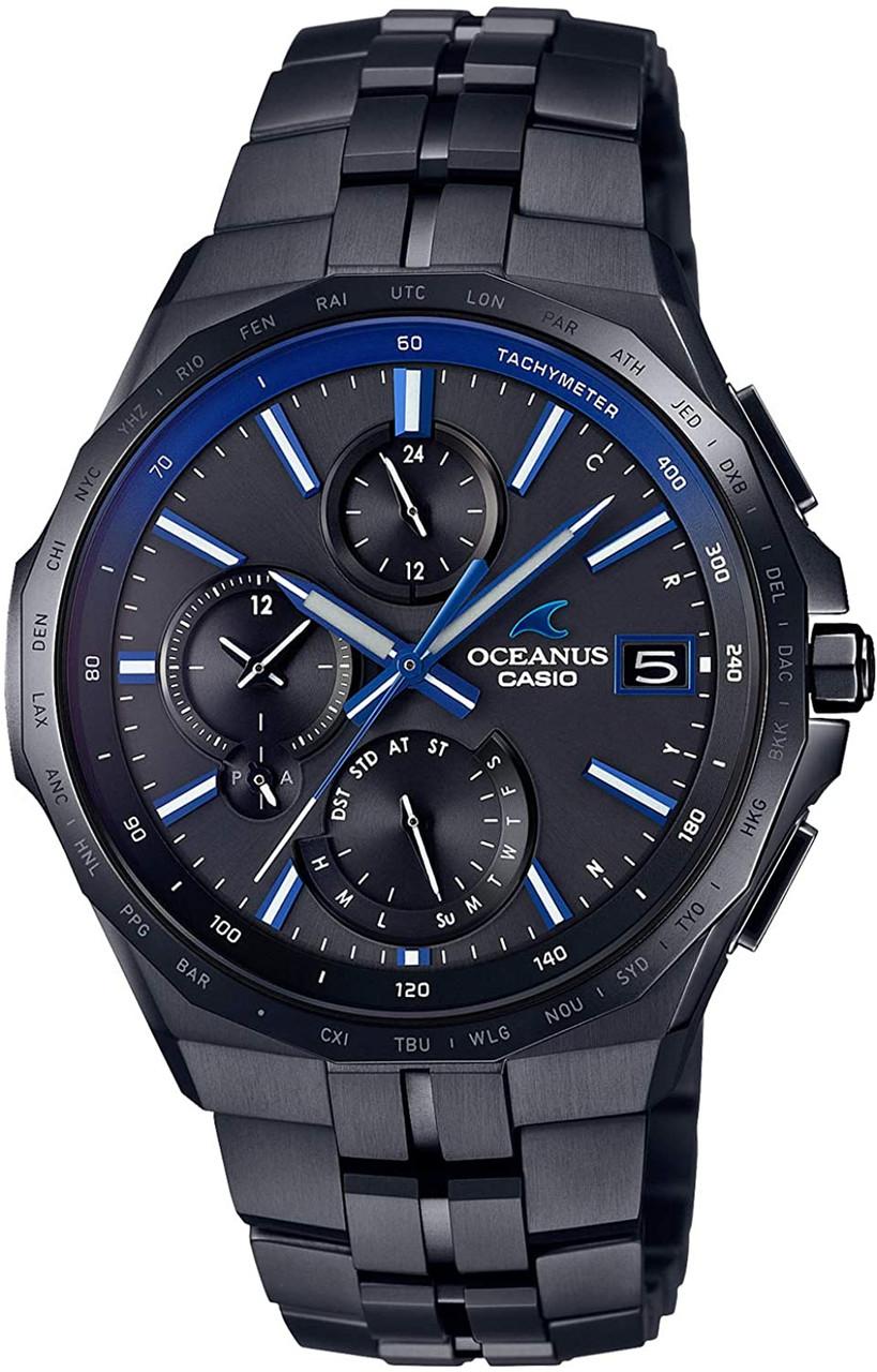 Casio Oceanus Manta Bluetooth Solar OCW-S5000B-1AJF
