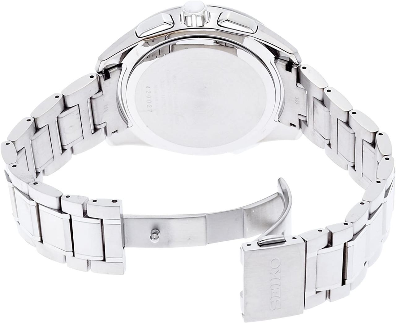 Seiko Brightz Solar Chronograph SAGA169
