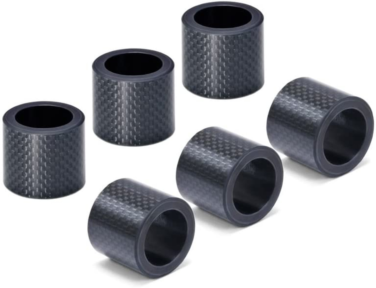 Oyaide Carbon Insulator Pipe Set for STB-MSX 6pcs