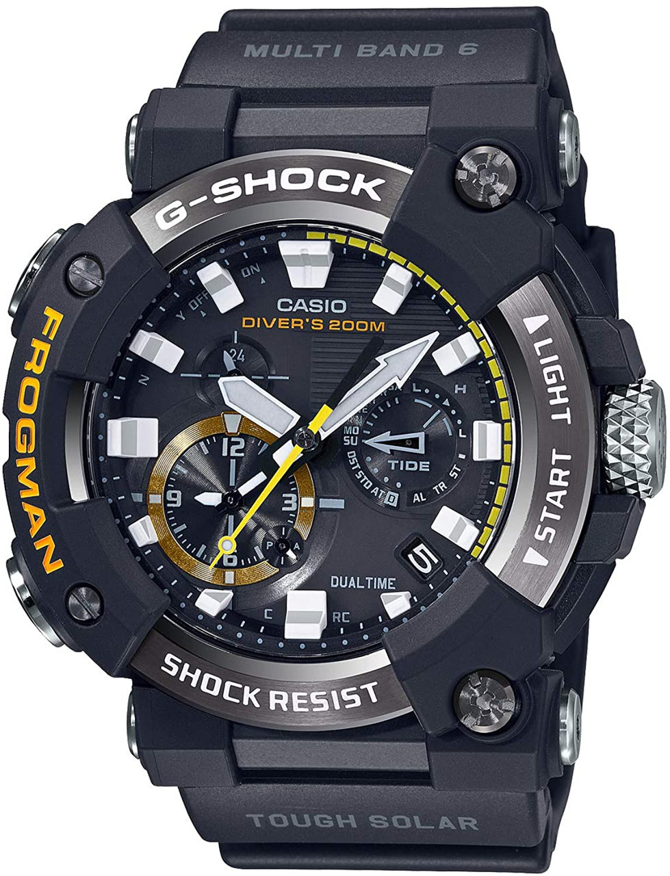 G-Shock Frogman Analog Dive Watch GWF-A1000-1AJF
