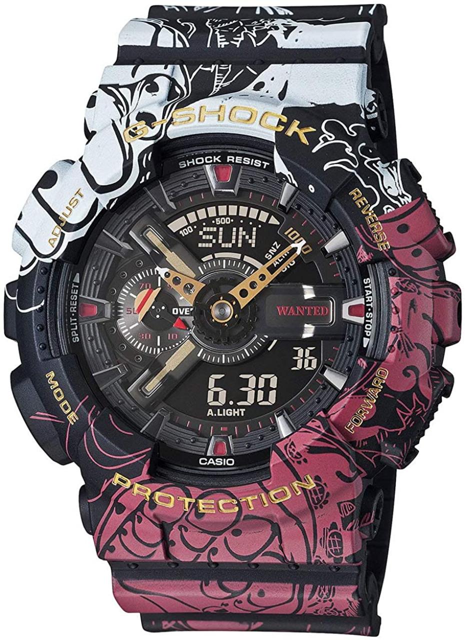 One Piece G-Shock 2020 Collaborations GA-110JOP