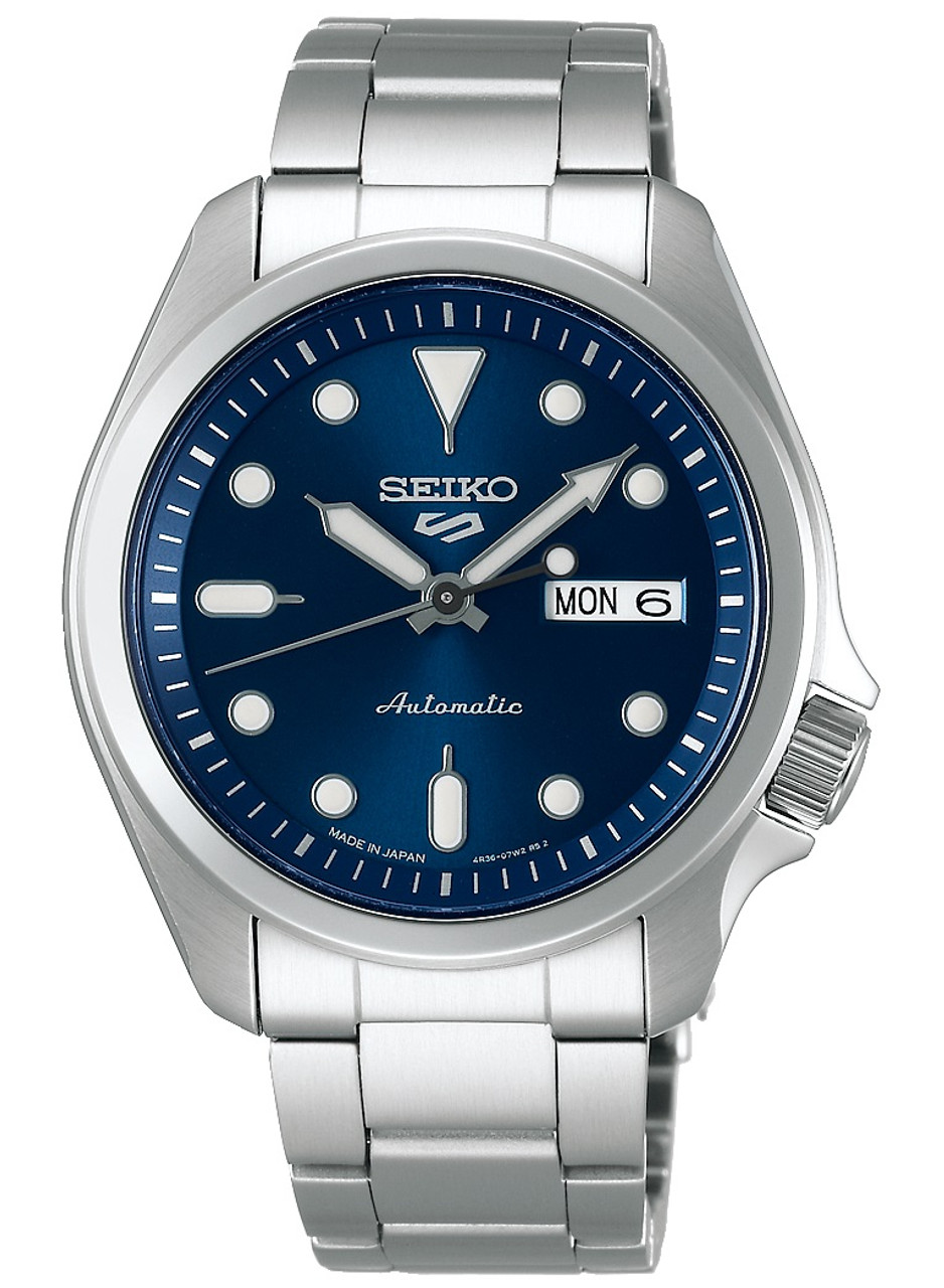 Seiko 5 Automatic Blue Japan made version SBSA043