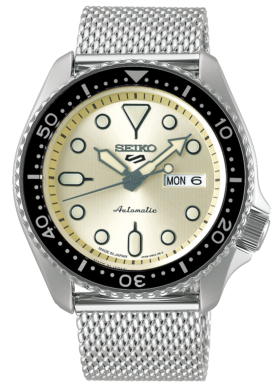 Seiko 5 Suits Style Japan Made Ver. SBSA067 / SRPE75K1