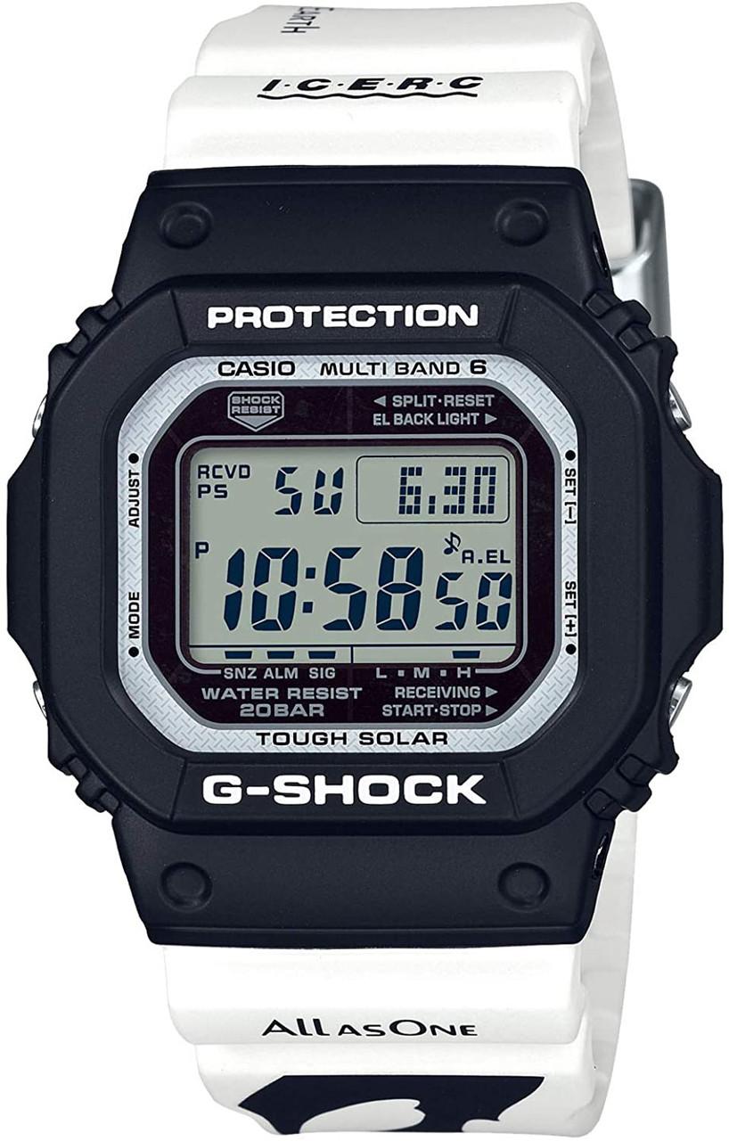G-Shock GW-M5610K-1JR Orca Whale ICERC 2020