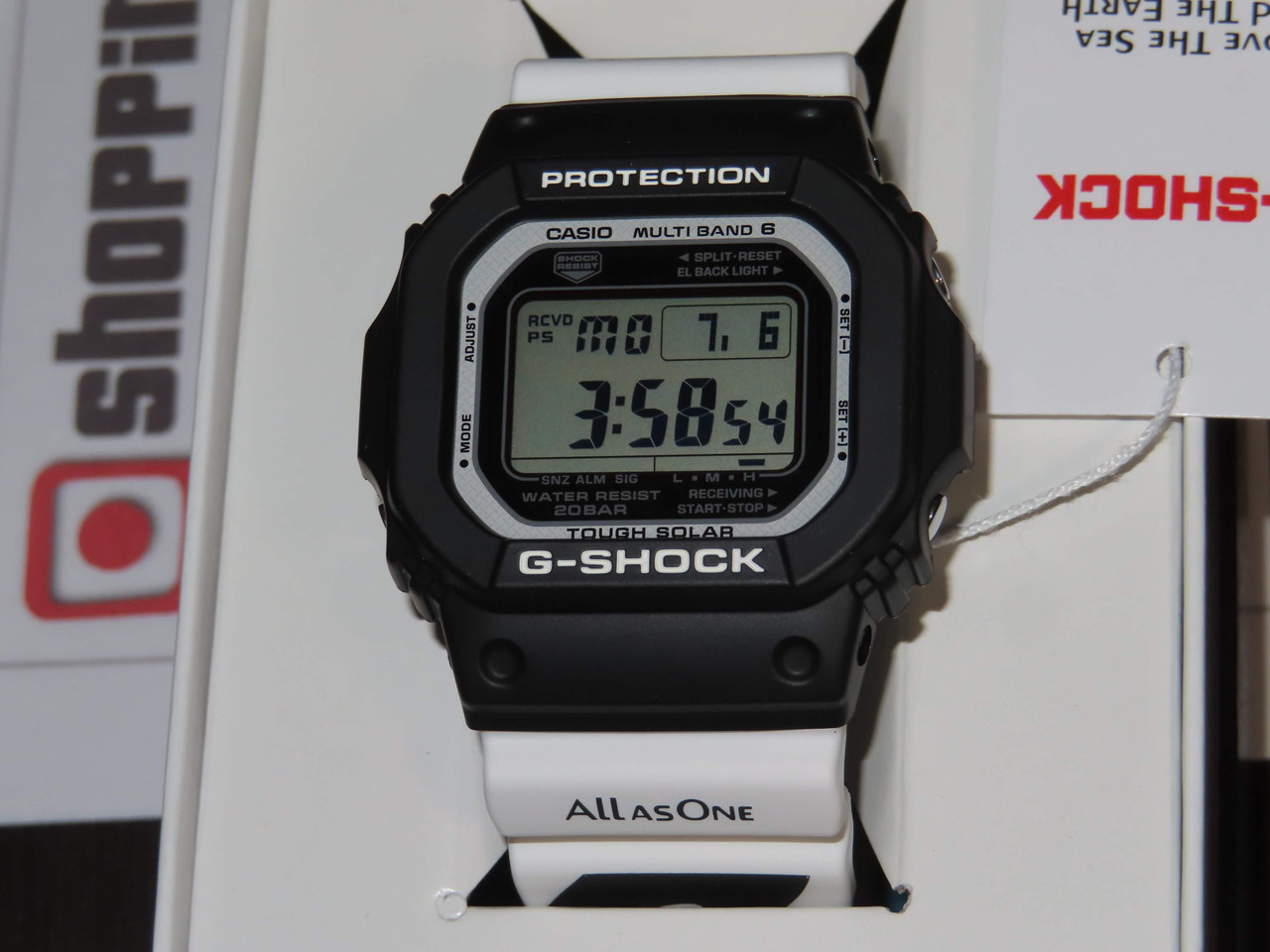 G-Shock GW-M5610K-1JR