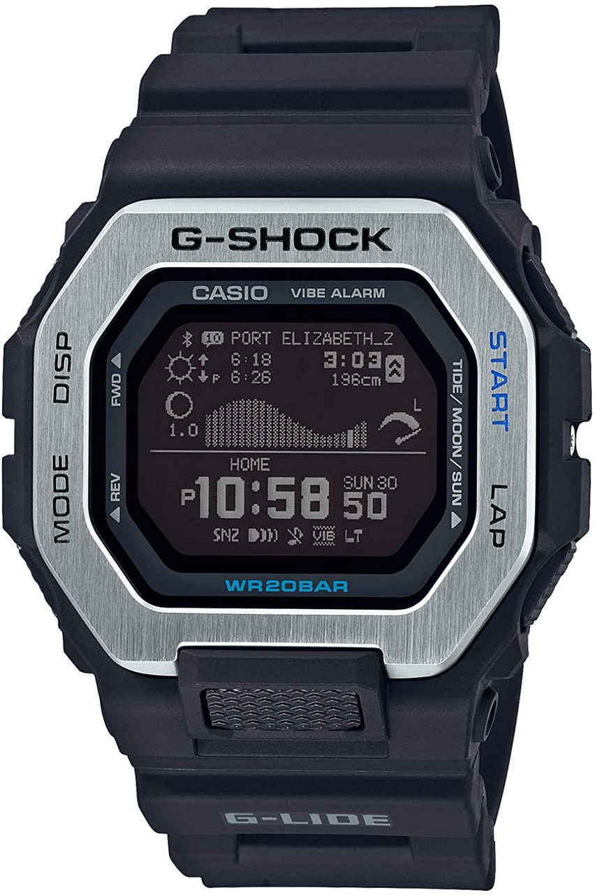 G-Shock G-lide Bluetooth Step Counter GBX-100-1JF