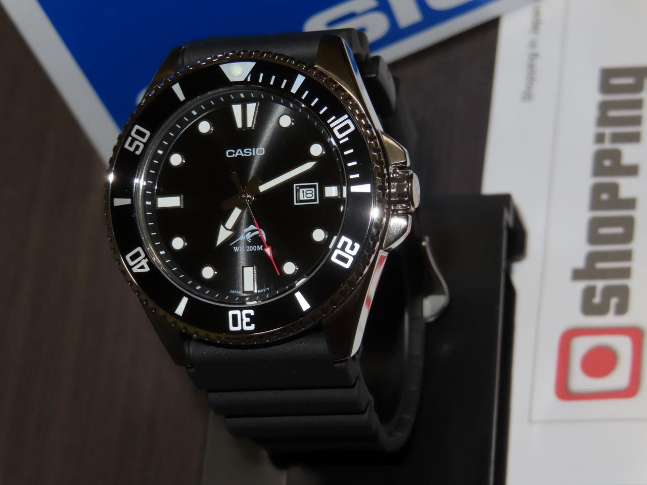Casio Bill Gates MDV106-1AV Divers Watch 200m