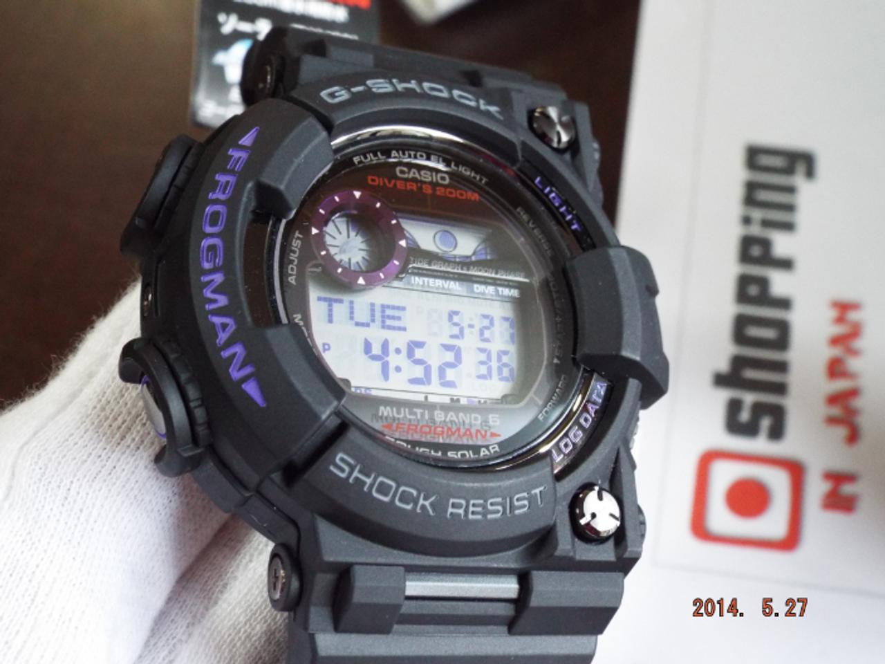 G-Shock Frogman GWF-1000BP-1JF
