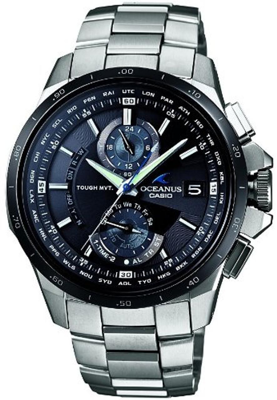 Casio Oceanus OCW-T1010-1AJF