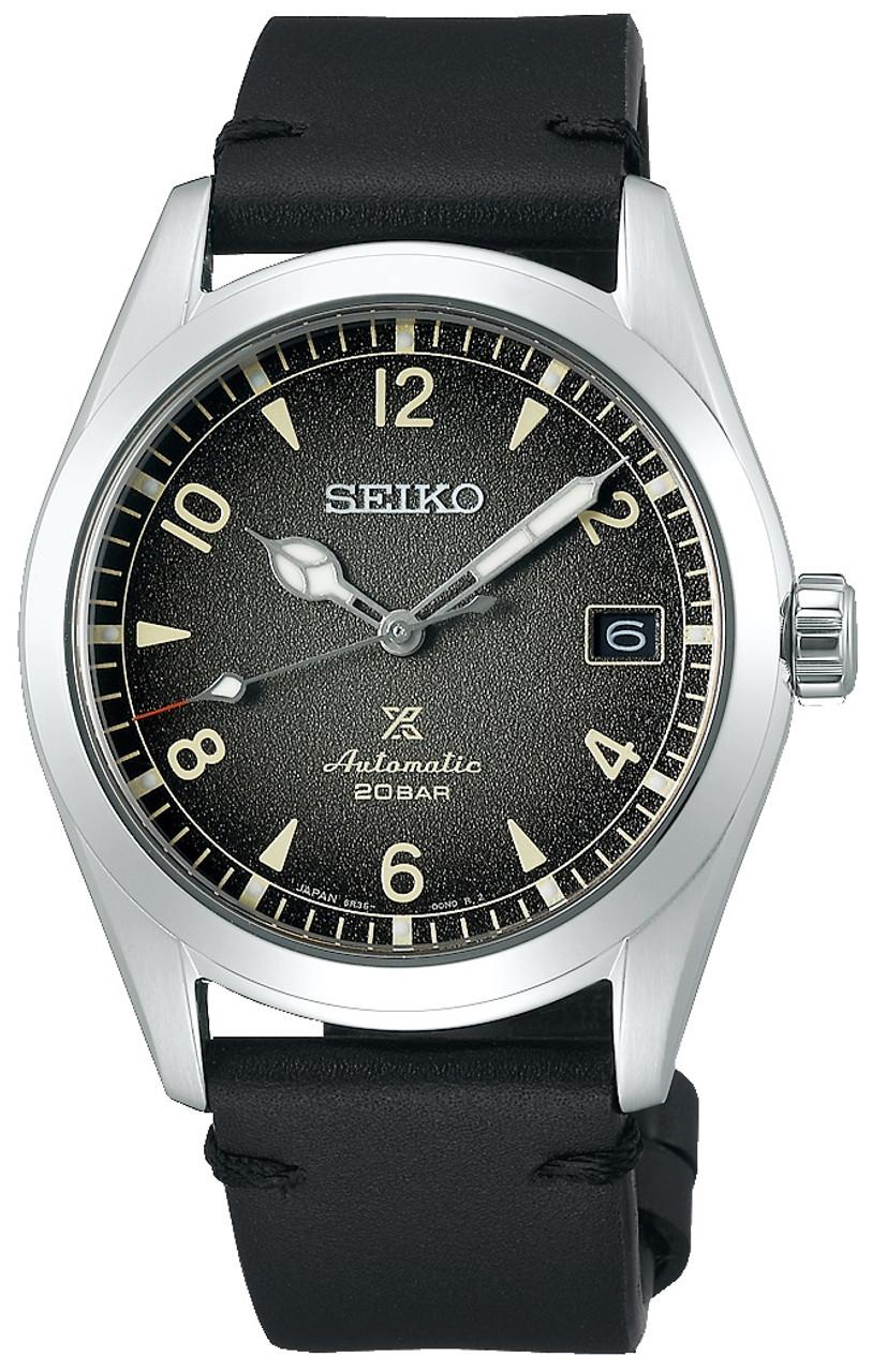 Seiko Prospex Alpinist Charcoal SBDC119