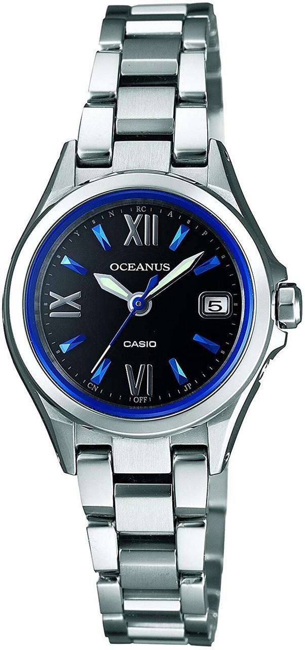 Casio Oceanus Blue Ladies OCW-70J-1AJF