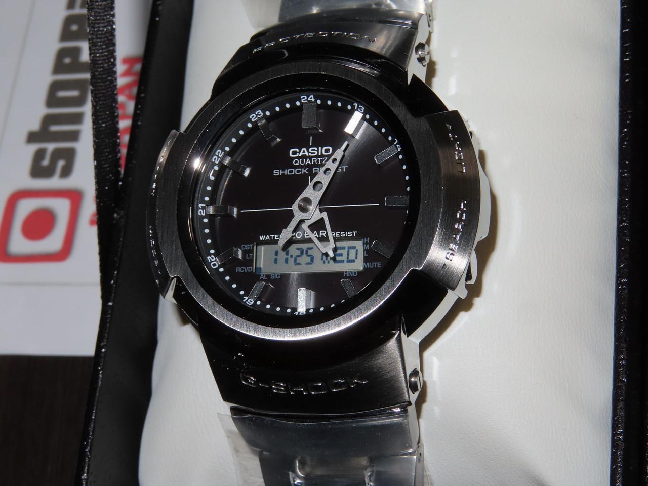 G-Shock Full Metal Screw-Back Edition AWM-500D-1AJF