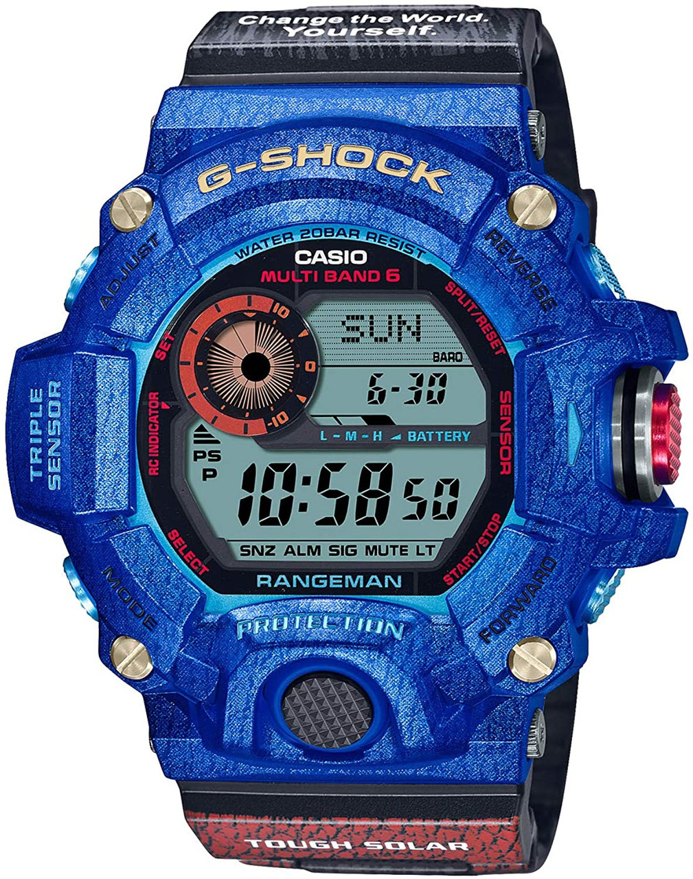 G-Shock Rangeman Earthwatch GW-9406KJ-2JR