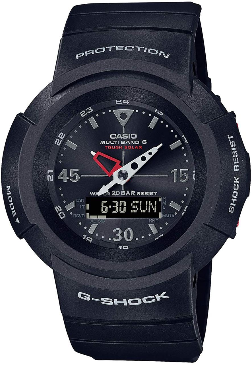 G-Shock AWG-M520-1AJF Solar Multi Band 6