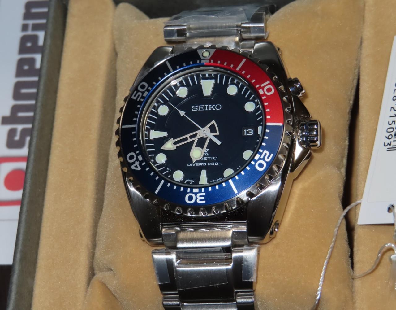 Seiko Prospex Diver Scuba Kinetic SKA759 / SBCZ013